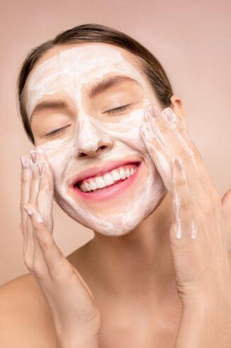 Få flottere hud med en sheet maske